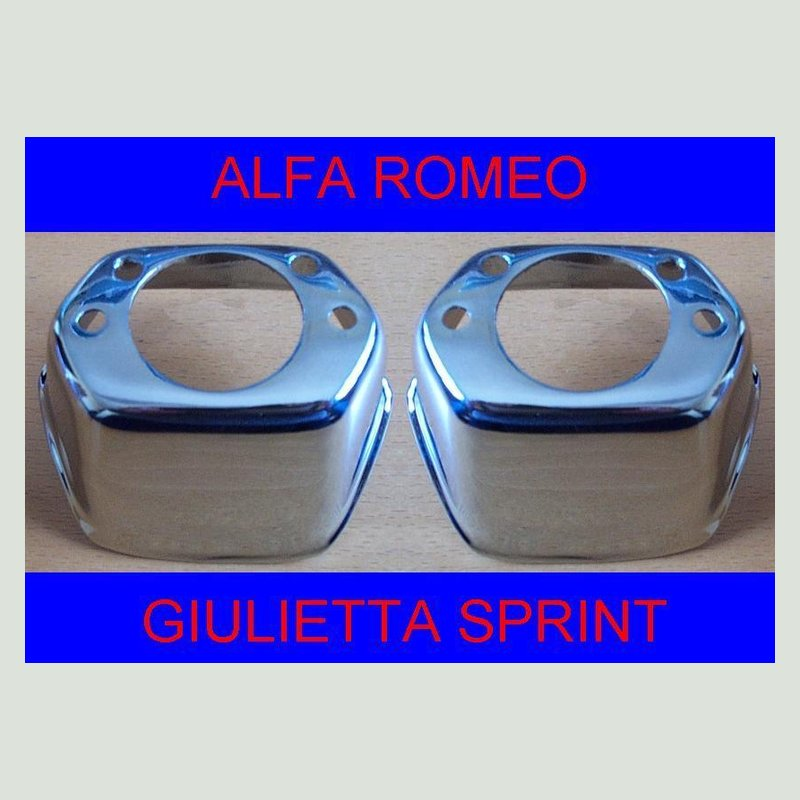 2 due coppia kit set serie luce luci targa illuminazione alfa romeo giulietta sprint supports license plate light