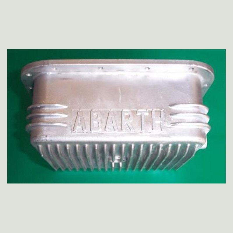 autobianchi bianchina coppa olio oil pan abarth
