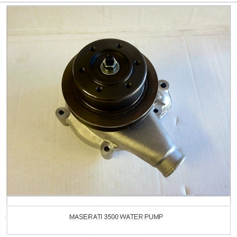 pompa acqua water pump maserati 3500
